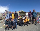 Day 108: Pass crossings and glimpses of Manaslu and the mighty Annapurna range