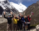 Day 112: Crossing the Thorung La Pass and farewell to Lydia